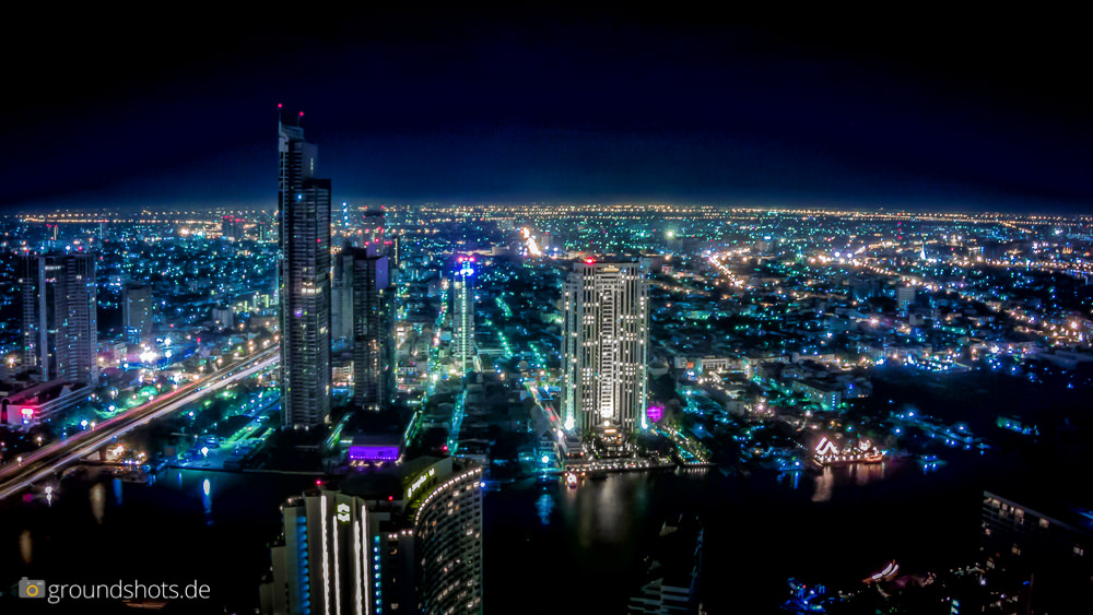 Bangkok mit Samsung WB2000