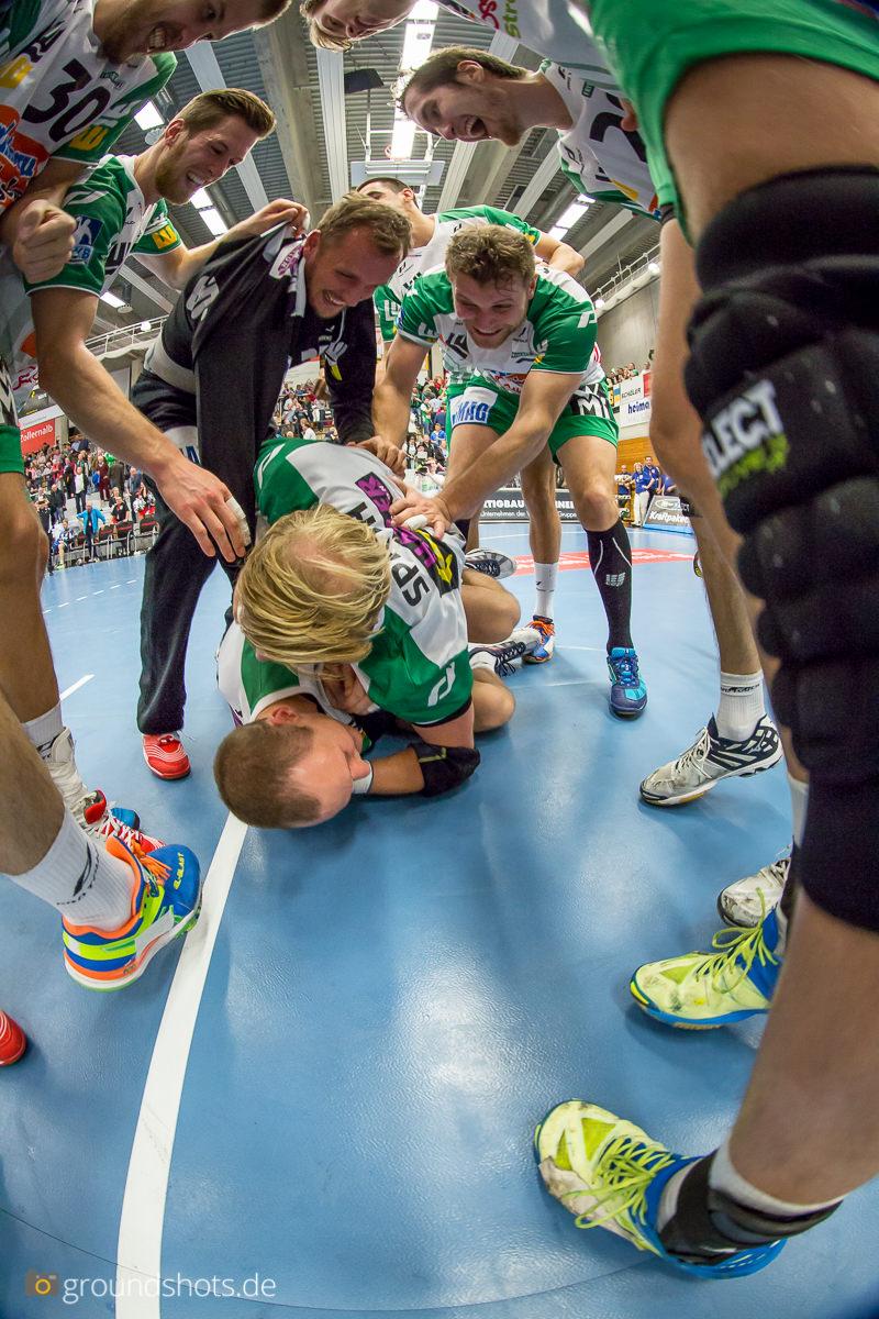DHB-Pokal HBW Balingen-FRISCH AUF Goeppingen