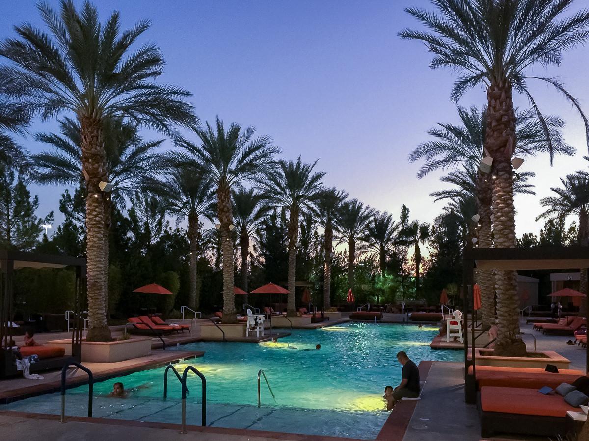 Das Aliante Casino und Hotel nahe Las Vegas