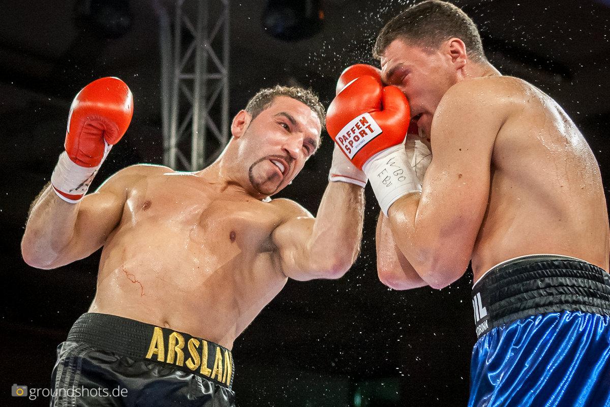 Boxen: Firat Arsalan