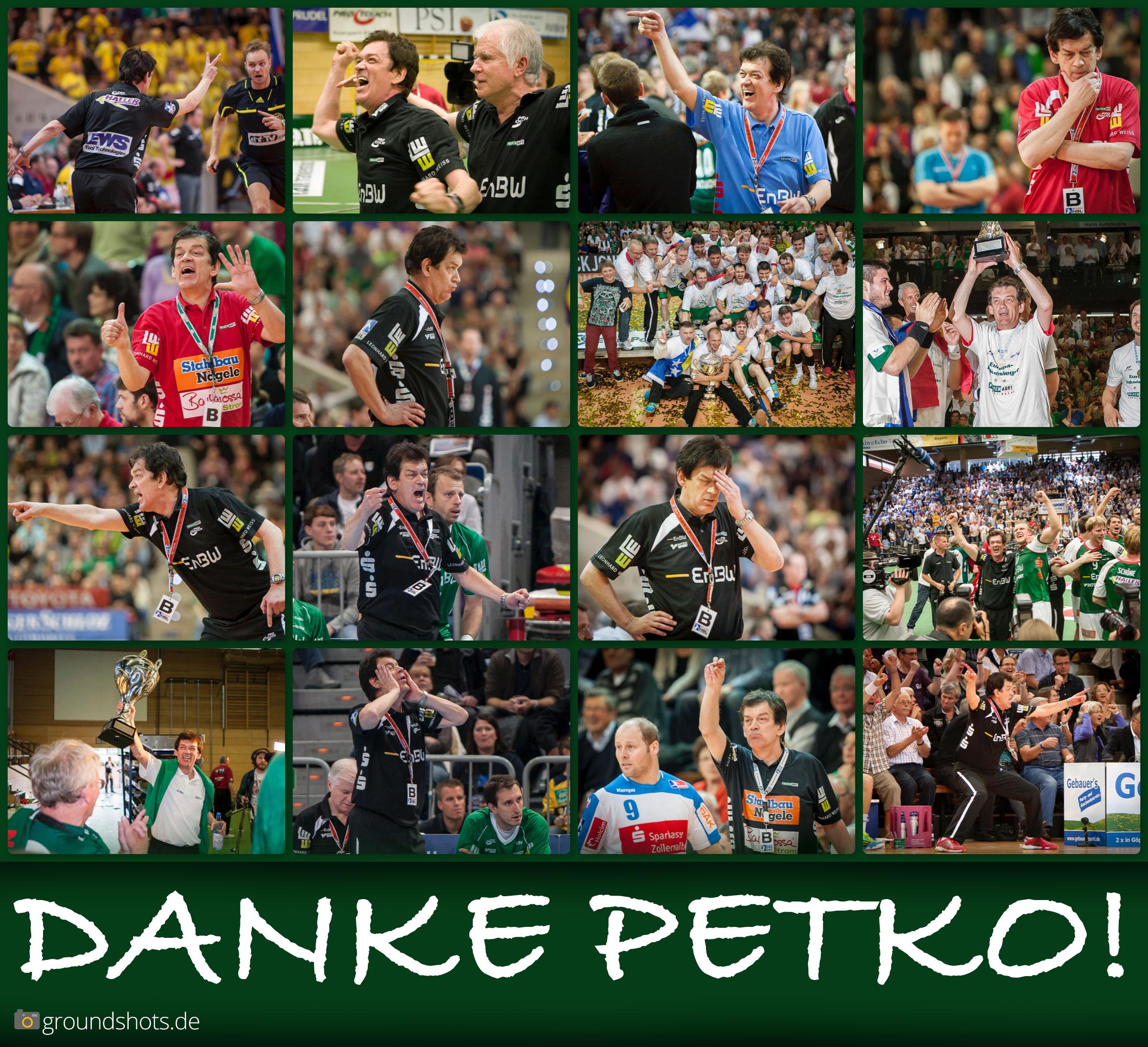 Danke, Petko!