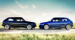Golf GTI vs Glof GTI G60